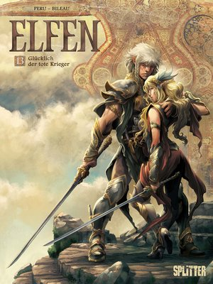 cover image of Elfen. Band 13