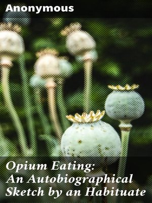 cover image of Opium Eating