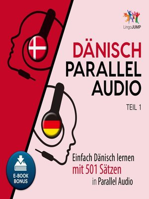 cover image of Dänisch Parallel Audio--Teil 1