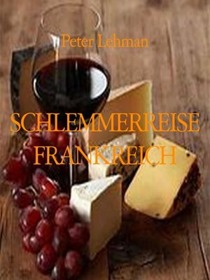 cover image of SCHLEMMERREISE FRANKREICH