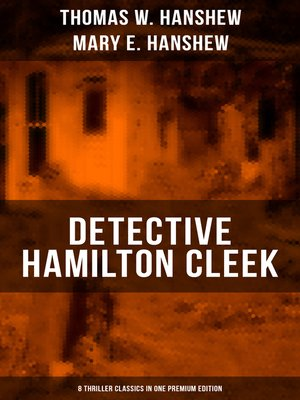 cover image of Detective Hamilton Cleek