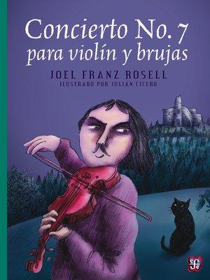 cover image of Concierto No. 7 para violín y brujas
