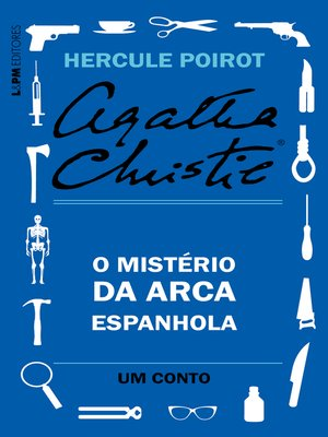 cover image of O mistério da arca espanhola