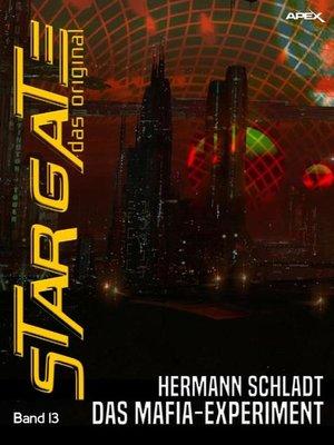 cover image of STAR GATE--DAS ORIGINAL, Band 13