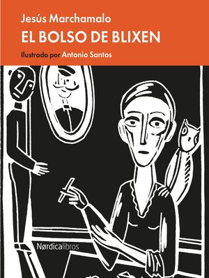 cover image of El bolso de Blixen