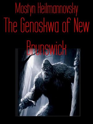 cover image of The Genoskwa of New Brunswick
