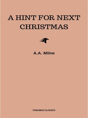 cover image of A Hint for Next Christmas