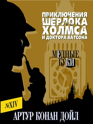 cover image of Медные буки