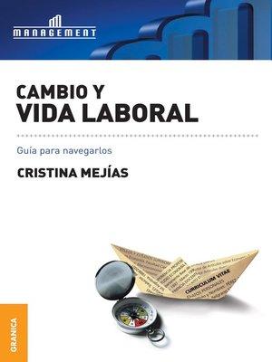 cover image of Cambio y vida laboral