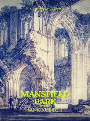 cover image of Mansfield Park (Prometheus Classics)