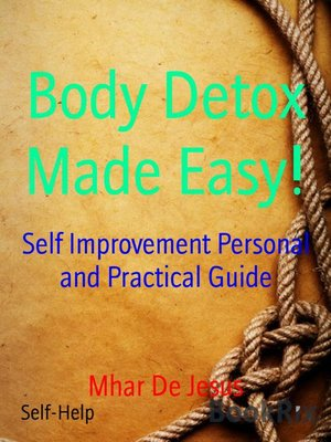 cover image of Body Detox Made Easy!