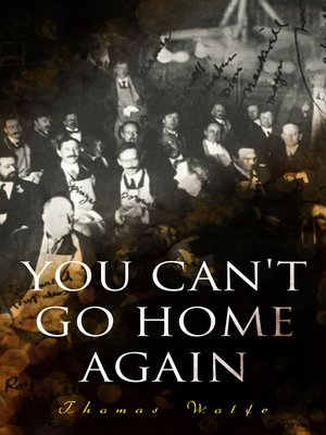 cover image of You Can't Go Home Again