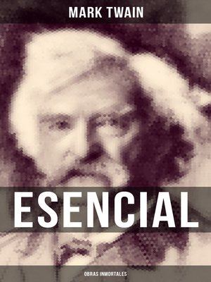 cover image of Mark Twain esencial