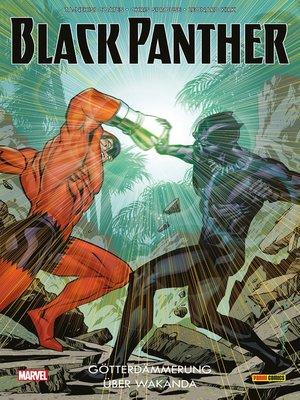 cover image of Black Panther 5--Götterdämmerung über Wakanda