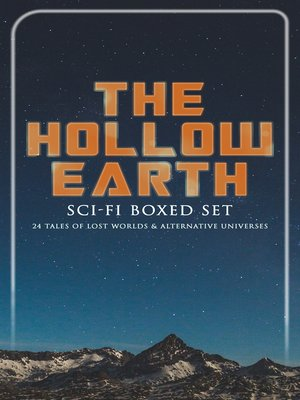cover image of THE HOLLOW EARTH