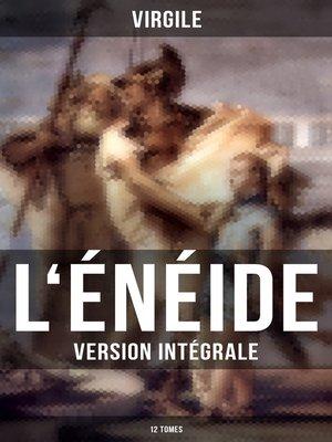 cover image of L'Énéide (Version intégrale--12 Tomes)