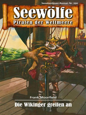 cover image of Seewölfe--Piraten der Weltmeere 290