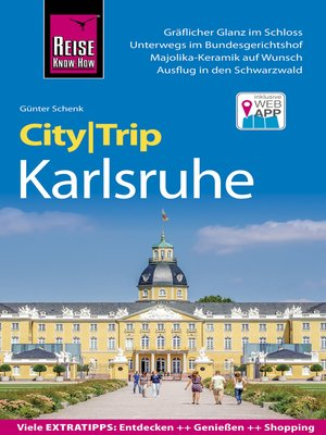 cover image of Reise Know-How CityTrip Karlsruhe