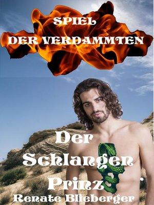 cover image of Spiel der Verdammten--Der Schlangenprinz
