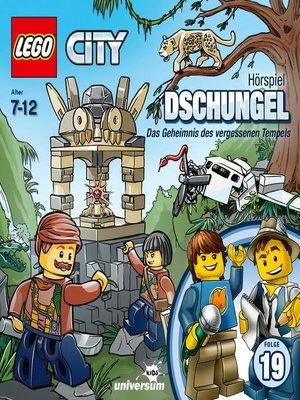cover image of Folge 19--Dschungel--Das Geheimnis des vergessenen Tempels