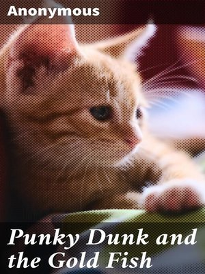 cover image of Punky Dunk and the Gold Fish