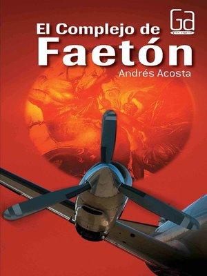 cover image of El complejo de Faetón