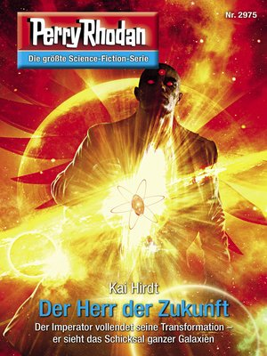 cover image of Perry Rhodan 2975