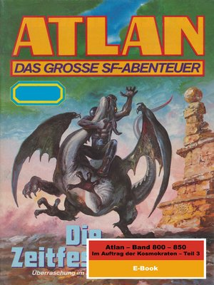cover image of Atlan-Paket 17