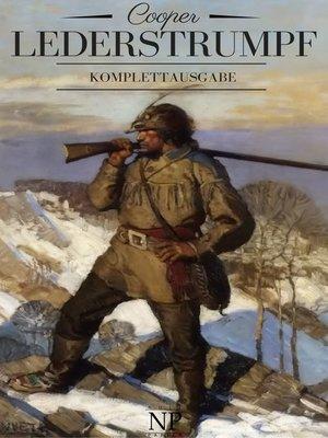 cover image of Lederstrumpf