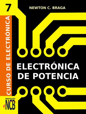 cover image of Electrónica de Potencia