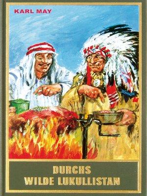 cover image of Durchs wilde Lukullistan