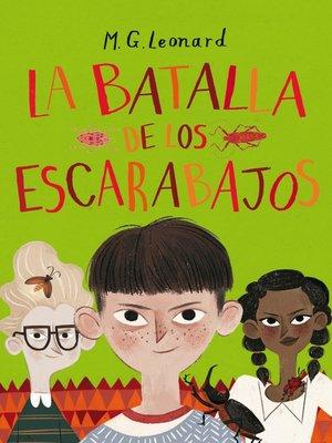 cover image of La batalla de los escarabajos 3
