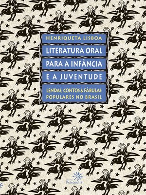 cover image of Literatura oral para a infância e a juventude