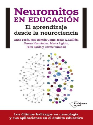 cover image of Neuromitos en educación