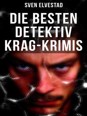 cover image of Die besten Detektiv Krag-Krimis