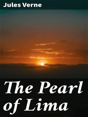 cover image of The Pearl of Lima