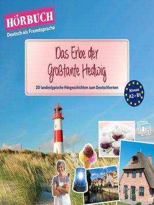 cover image of PONS Hörbuch Deutsch als Fremdsprache