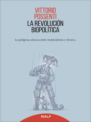 cover image of La revolución biopolitica