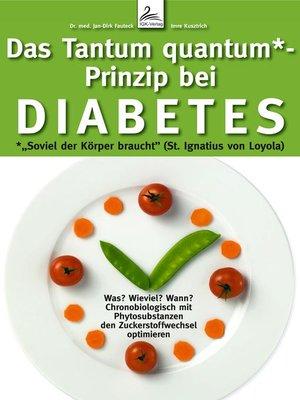 cover image of Leben in den Zeiten des Diabetes