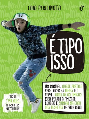 cover image of É tipo isso