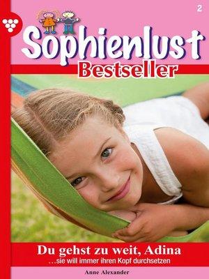 cover image of Sophienlust Bestseller 2 – Familienroman