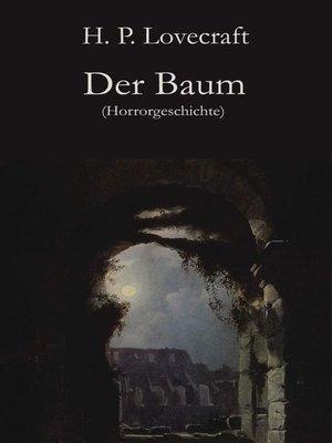 cover image of Der Baum