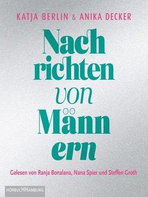 cover image of Nachrichten von Männern