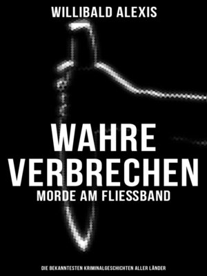 cover image of Wahre Verbrechen