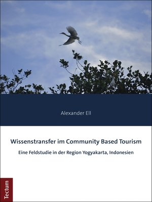 cover image of Wissenstransfer im Community Based Tourism