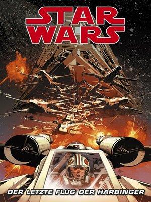 cover image of Star Wars--Der letzte Flug der Harbinger