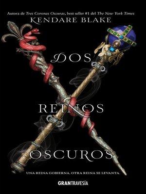 cover image of Dos reinos oscuros