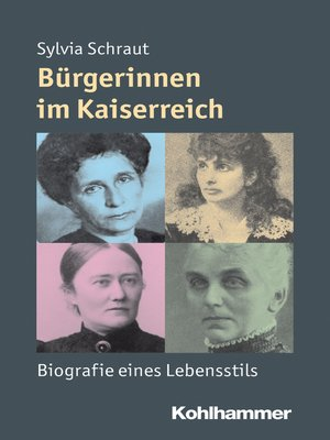 cover image of Bürgerinnen im Kaiserreich