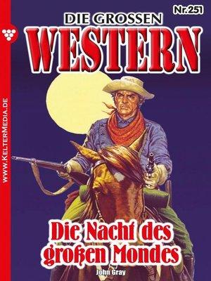 cover image of Die großen Western 251