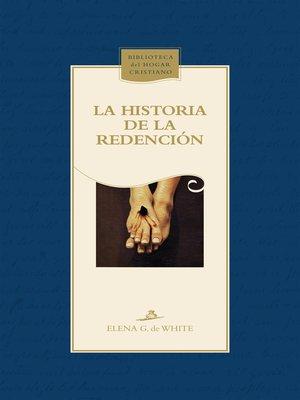 cover image of La historia de la redención